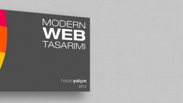 """E-Kitap """"Modern Web Tasarımı"""""""