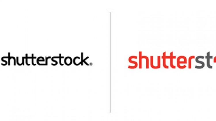 Shutterstock'tan Yeni Logo