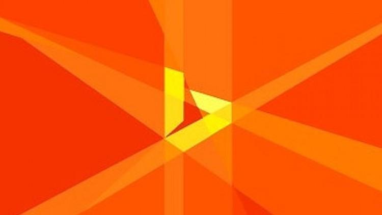 Bing Garip Logosunu Sonunda Değiştirdi
