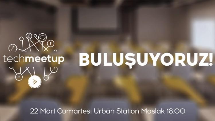 Creative Coffee in Istanbul by TechMeetup'ta Buluşuyoruz!