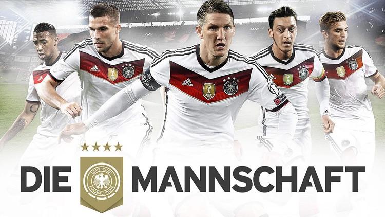Alman Milli Takımın'dan Kurumsal Kimlik: Die Mannschaft