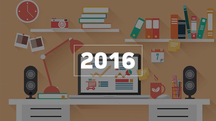 2016 Web Tasarım Trendleri