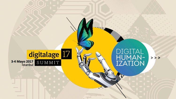 İ-nsansılaşan Ve İ-nsanileşen Teknolojiler Digital Age Summit'te